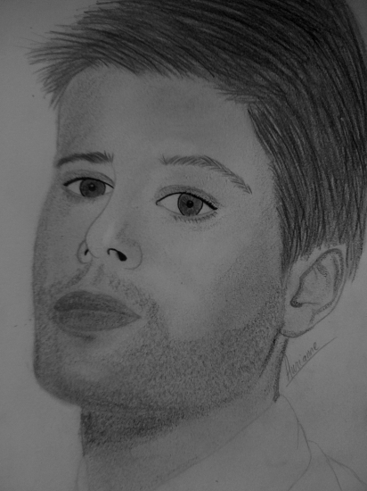 Jensen Ackles by Aurianne